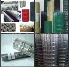 welded steel wire mesh
