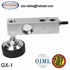 GX-1 shear beam china load cells 0.05T-10T