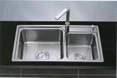 Stainless Steel Sink 8244