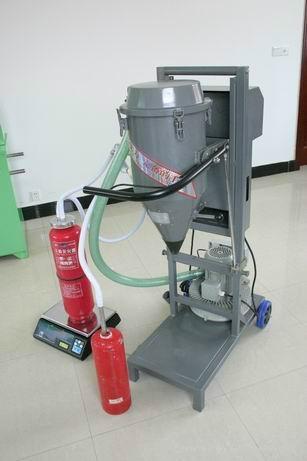 GFM16-1A型干粉灌装机 1
