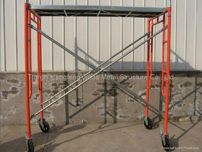 Steel Scaffolding Frame 1