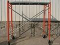 Steel Scaffolding Frame