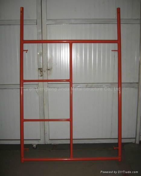 """H"" / Ladder Scaffolding Frame 1"