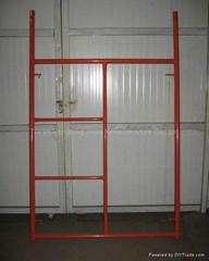 """H"" / Ladder Scaffolding Frame"
