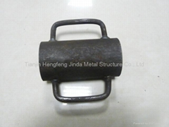 Prop Sleeve for light duty scaffolding prop