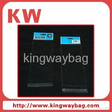 opp self-adhesive header bag 1