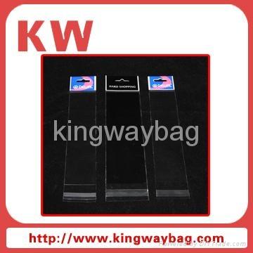 opp self-adhesive header bag 2