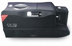 诚研CS320双面证卡打印机