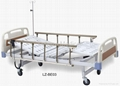 Three-function Electric Medical Care Bed  1