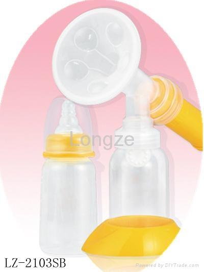 Manual Breast Pump - Lz-2103Sb - Longze China -1181