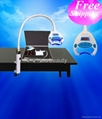 Newest portable teeth whitening lamp machine in case with 12 led blue lights