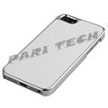 iPhone5 White Carbon Fiber