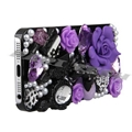 iPhone4/4S Case Bring pearl crystal