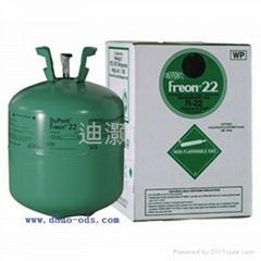 杜邦R22制冷剂(二氟一氯甲烷,Freon 22)