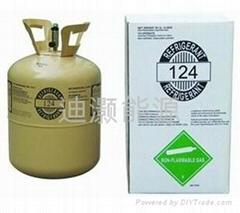 R124一氯四氟乙烷冷媒