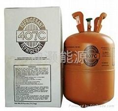 国产品牌巨化R407C制冷剂