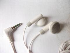 MP3&MP4 earphones and headphones