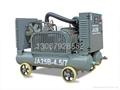 4立方电动移动双螺杆压缩机