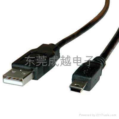 USB数据线2.0 1