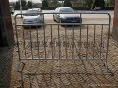 .移动栅栏