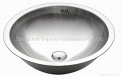 Stainless Steel Kitchen Sink SR415B1