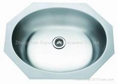 Stainless Steel Kitchen Sink SR1713A1