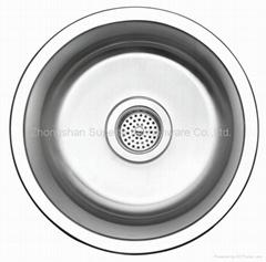 Stainless Steel Kitchen Sink SR415A1