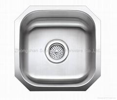 Stainless Steel Kitchen Sink SU1616A1
