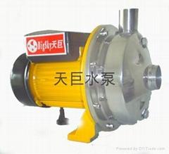 環保型不鏽鋼系列大功率增壓循環泵
