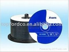 Blank CD-R disc 52X 700MB