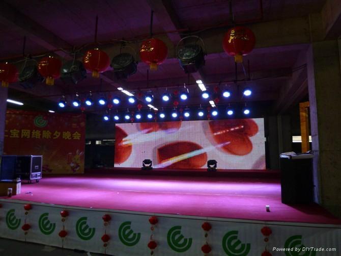 蘇州吳江LED顯示屏出租租賃 3