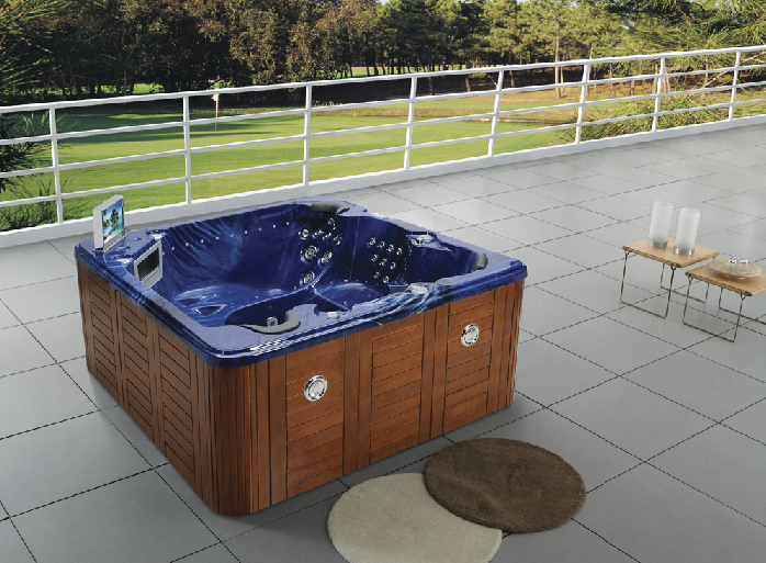 Spacious Jacuzzi Wholesale Outdoor Spa Hot Tubs Whirlpool Spa For 5