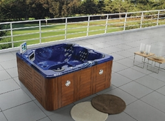 Spacious jacuzzi wholesale outdoor spa hot tubs whirlpool spa for 5 persons