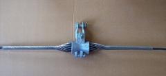 short-span suspension clamp