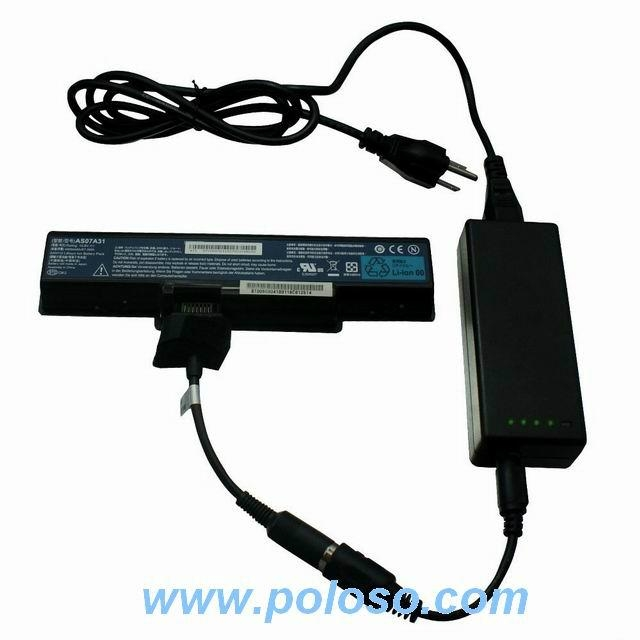 Universal External Portable Laptop Battery Charger For All