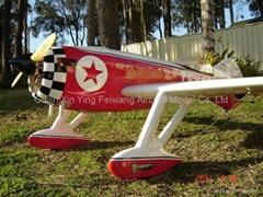 3D rc plane GeeBee-R3 20CC r/c aeroplane