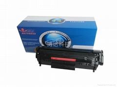 博达惠普HP Q2612A 全新件兼容硒鼓