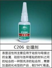 硅胶与金属热硫化底涂剂