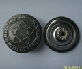 fashion brass shank button