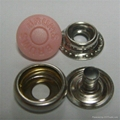 metal clothing snap buttons