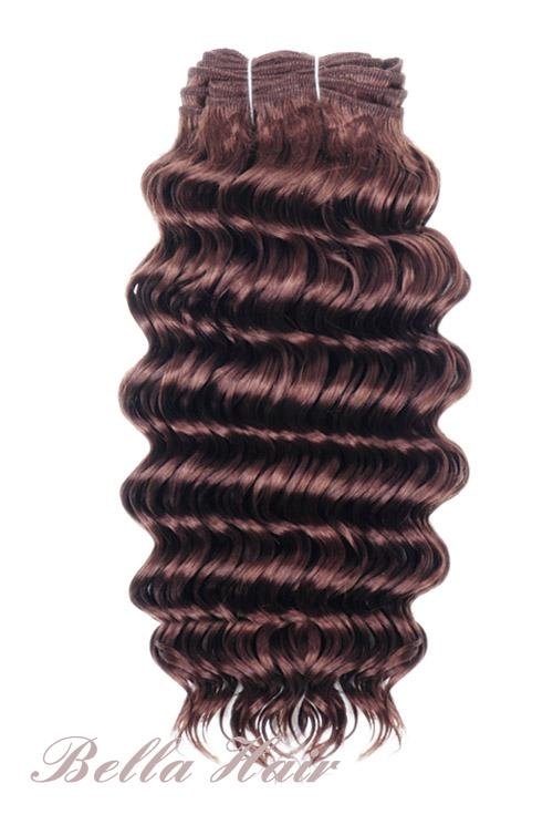 100% Human Hair Weft Hairextensions 4
