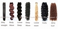 Stick I-tip Pre bonded Chinese and Indian Human Hairextensions 5