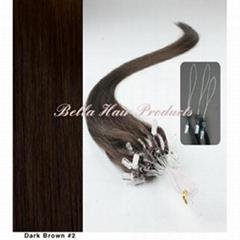 Micro Ring 100% Human Hair Hair Extensions
