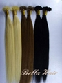 Nail U-tip Pre-bonded Chinese and Indian Human Hairextensions 3
