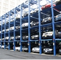 Multi-level Car Storage Valet Stacker