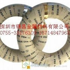 韩国KIS象麦304弹簧线
