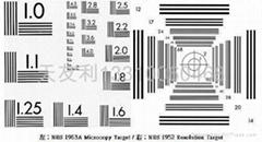 一倍分辨率測試卡ISO12233