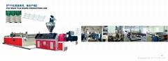 PVC、ABS、PS片材生产线