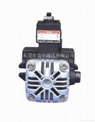 變量葉片泵VP-SF-20D-A1液壓油泵