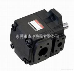 定量叶片泵PV2R1-17R厂家直销